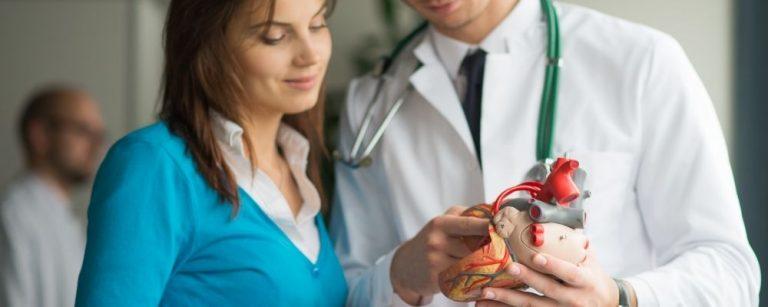 Uitleg hartproblemen als gevolg van stress