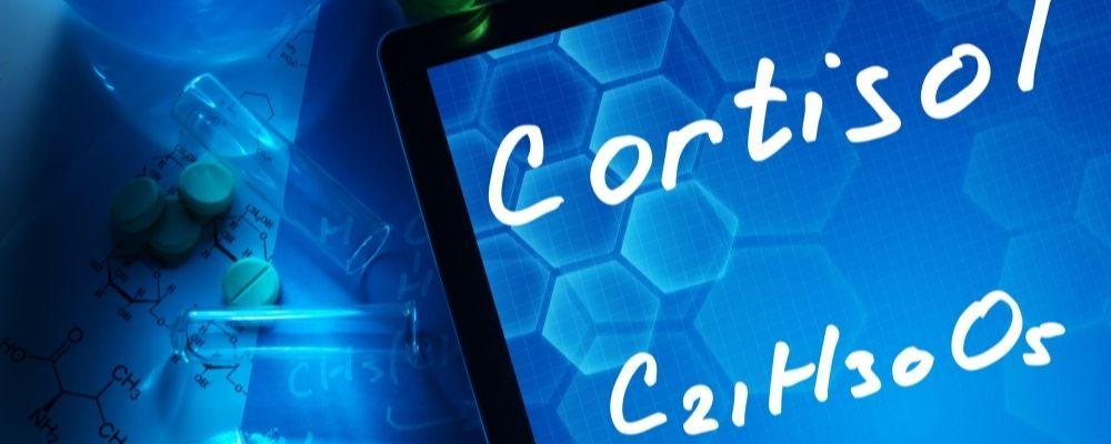 Samenstelling van cortisol
