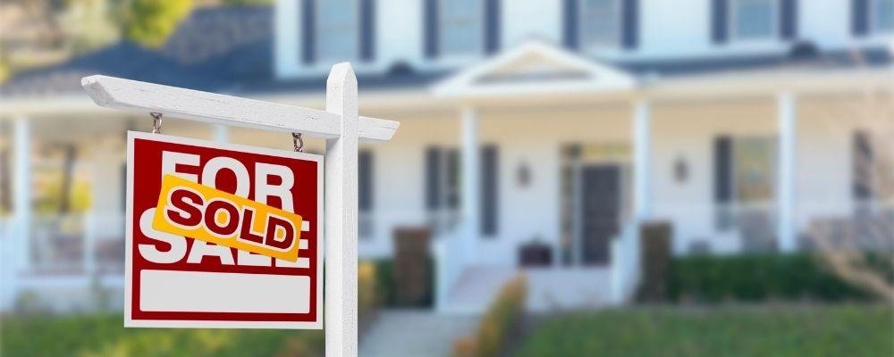 Huis dat eerst te koop stond en nu verkocht is