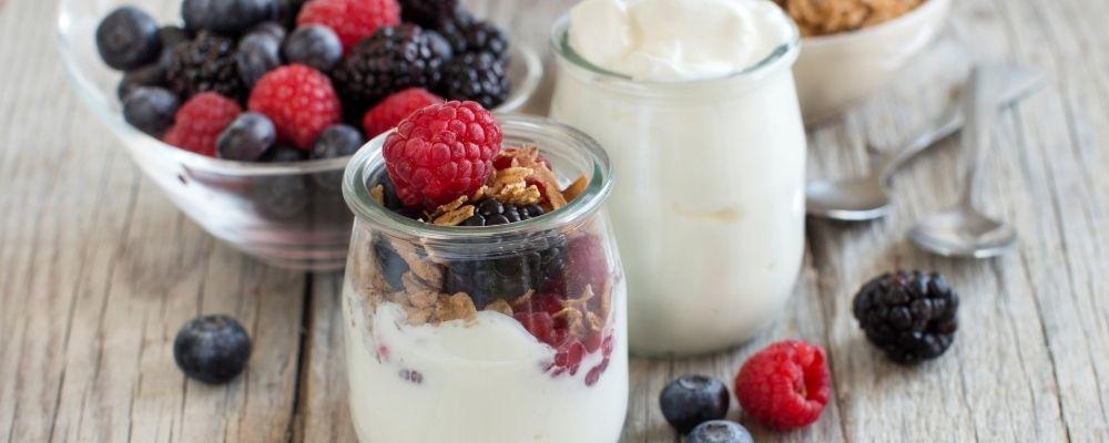 Yoghurt voor je darmstelsel